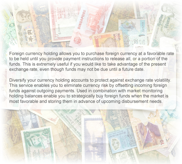 Fx currency purchase